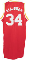 adidas Men's Hakeem Olajuwon Houston Rockets Retired Player Swingman Jersey