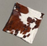 Home Decor Tricolor Cowhide Pillow