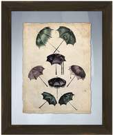 PTM Images Vintage Umbrella Wall Art