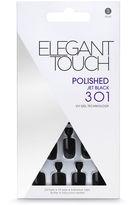 Elegant Touch Polished - Jet Black 301