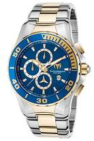 Technomarine Men's Sea Manta Chrono Two-Tone SS Dial SS