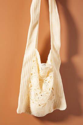 Sophie Anderson Woven Crossbody Bag