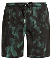 The Upside Ultra Sketchy Camouflage-print training shorts