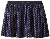 Polo Ralph Lauren Cotton Blend Flounce Skirt (Toddler)