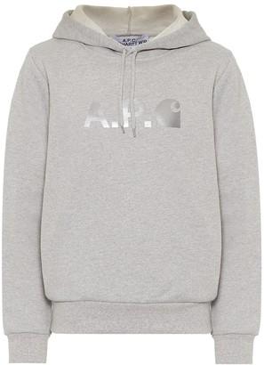 A.P.C. x Carhartt WIP Stash cotton-blend hoodie