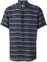 Oliver Spencer Aston short sleeve shirt