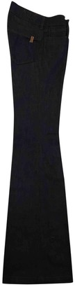 Notify Jeans Navy Cotton - elasthane Jeans for Women