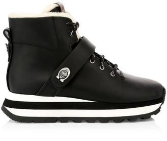 Coach Urban Hiker Rubber Boots
