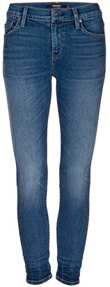 Hudson Nico Mid-Rise Super Skinny Ankle in Gimmick (Gimmick) Women's Jeans