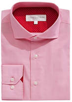 Haight And Ashbury Chelsea Solid Dress Shirt
