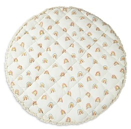 Pehr Happy Days Quilted Round Play Mat