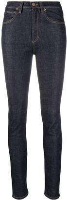 Victoria Victoria Beckham Dark Wash Skinny Jeans