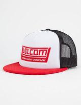 Volcom Bad Brad Cheese Mens Trucker Hat