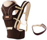 Panda Superstore Breathable Soft Toddler Baby Carrier with Back Support(20KG, )