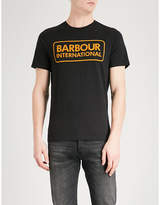 Barbour Essential Cotton-jersey T-shirt