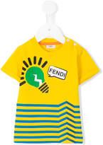 Fendi striped T-shirt
