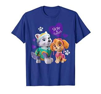 Nickelodeon Paw Patrol Skye & Everest T-Shirt