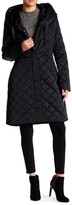 Tahari Casey Quilted Coat