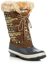 Khombu Andie Quilted Cold Weather Boots