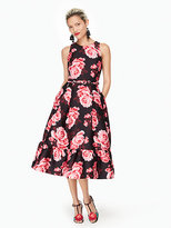 Kate Spade Rosa flounce dress