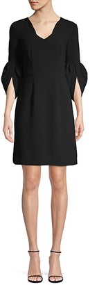 Trina Turk Wine Country Covelo V-Neck Dress