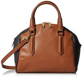 London Fog Anise Top-Handle Satchel Bag