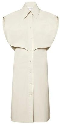 Bottega Veneta Sleeveless shirt dress