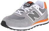 New Balance KL574 Lifestyle Grade Running Shoe (Big Kid)