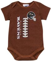 Gerber Baby Baltimore Ravens Football Bodysuit