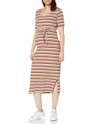 Mama Licious Mamalicious Women's Mltrishia 2/4 Jersey Midi Dress
