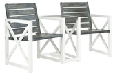 Safavieh Marion Acacia 2-Seater Bench