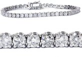Pompeii3 Inc. 7ct Diamond Tennis Bracelet 14K White Gold
