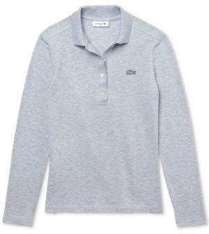 Lacoste Slim Fit Stretch Pique Polo Shirt