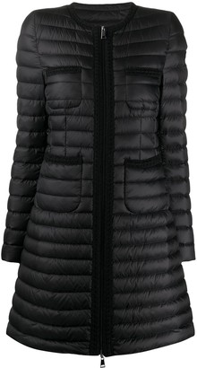 Moncler Flared Padded Jacket