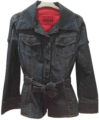 Carolina Herrera Blue Denim - Jeans Jacket for Women