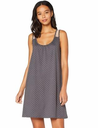 Iris & Lilly Amazon Brand Women's Cotton Nighdress