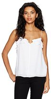 GUESS Women's Sleeveless Gracie Flirty Camisole