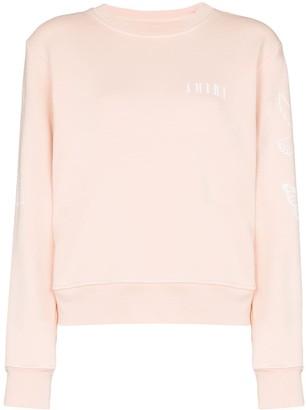 Amiri Logo Print Sweatshirt