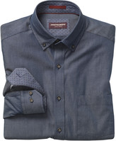 Johnston & Murphy Denim Shirt