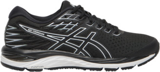 Asics GEL-Cumulus 21 Running Shoes - Black / White No Color