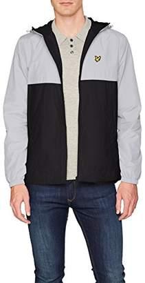 Lyle & Scott Men's Colour Block Jacket,Medium (Size: M)