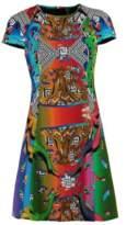 Versus Abito Multicoloured Dress