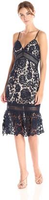 Ark & Co Women's Lace Midi Dress