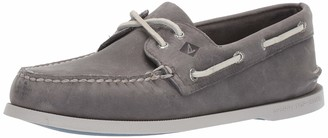 Sperry Men's A/O 2-Eye Richtown Boat Shoe-Oxford Navy 7.5 M US