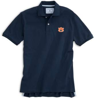 Southern Tide Auburn Tigers Pique Polo Shirt
