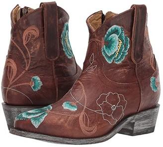 Old Gringo Marsha Dance (Brass) Women's Boots