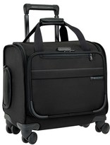 Briggs & Riley Men's 'Cabin' Spinner Carry-On - Black