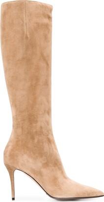 Le Silla Eva knee-length boots