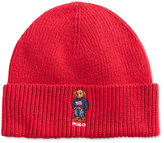 Polo Ralph Lauren Men's Preppy Bear Cuffed Hat
