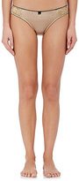 GILDA & PEARL Women's Gina Bikini Brief-Beige, Cream